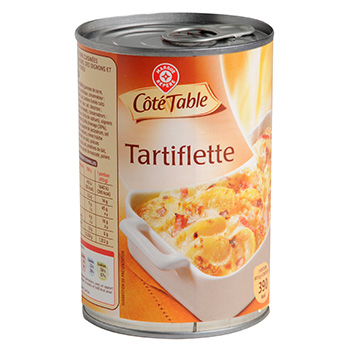 Tartiflette Cote Table 410g