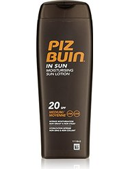 Piz Buin - In Sun - Lotion solaire FPS 20 - 200 ml