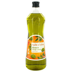 Huile d'olive vierge Extra douce
