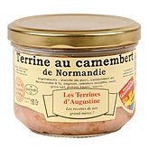 Terrine au camembert de Normandie
