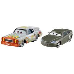 Mattel Bob Cutlass + Darrell Cartrip, Cars la boite