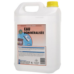 Eau demineralisee Vapofer 5l