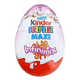 Kinder surprise oeuf maxi fille 100g