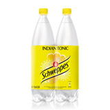 schweppes indian tonic 2x1l5