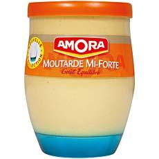 Moutarde mi-forte, gout equilibre