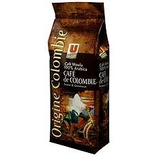 Cafe moulu Arome Lointain de Colombie U 1 x 250g