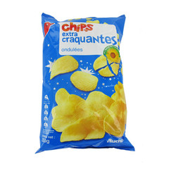 Chips extra craquantes ondulees 1 x 150g