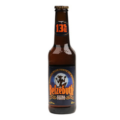 Biere Belzebuth 13%vol 25cl
