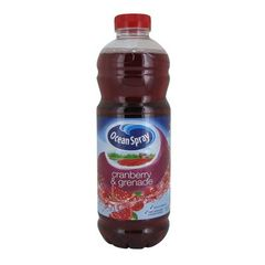 Ocean Spray cranberry grenade 1l