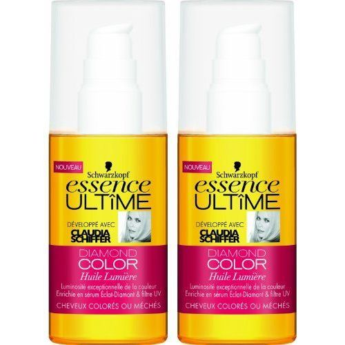 Essence ultime huile lumiere diamond color 75ml