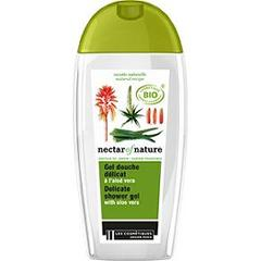 Gel douche delicat bio a l'aloe vera - Nectar of Nature