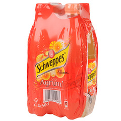 Schweppes agrumes pet 4x50cl