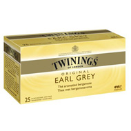 Twinings earl grey the sachets x25,50g