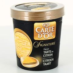 Carte d'Or facon tarte citron 450ml
