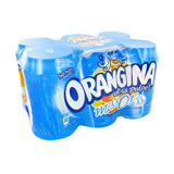 Soda Orangina Slim boites - 6x33cl