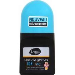 Anti-transpirant roll-on Ice, le roll-on de 50ml
