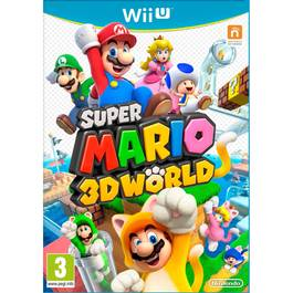 Jeu NINTENDO Wii U Super Mario 3D World