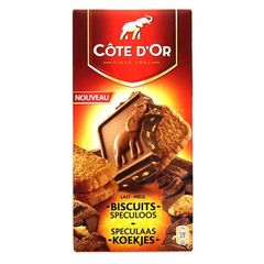 Cote d'Or au speculoos 180g