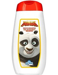 Mr White Jr Gel Douche/Shampoing Motif Kung Fu Panda 300 ml - Lot de 2