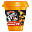 William Saurin shake me radiatori bolognaise spicy 350g