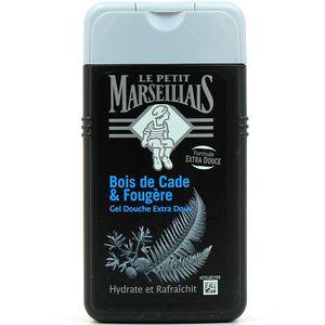 Le petit marseillais gel douche bois de cade fougere - Gel douche le petit marseillais prix ...