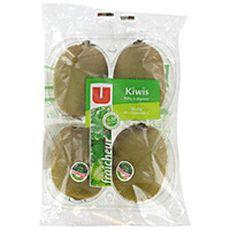 Kiwis U, 4 pieces