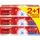 Colgate Dentifrice Max White One Optic les tubes de 75 ml