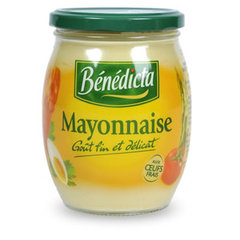 BENEDICTA : Pot de mayonnaise