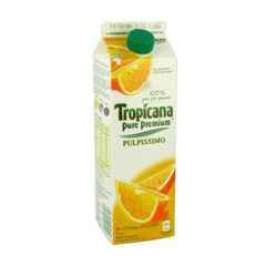 Tropicana pulpissimo orange 1l