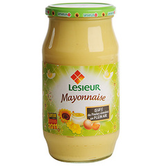 Lesieur mayonnaise tournesol en pot 710g