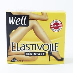 Collant resistant Elastivoile WELL, taille 2, ibiza