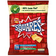 Walkers Squares - Variety (12)