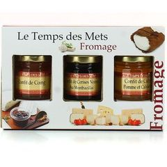 Coffret pour accompagner le fromage