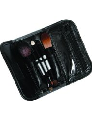 Royal & Langnickel - BTRAVEL-SL - Brush Essentials - Trousse de Pinceaux de voyage Argentée