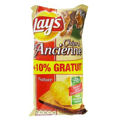 Lay's chips a l'ancienne 270g