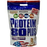WEIDER Protein 80 + Fruits Rouges 2 kg
