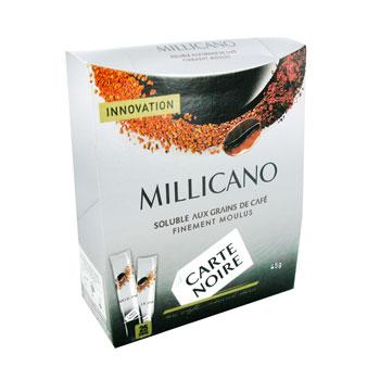 carte noire cafe soluble millicano sticks 45g tous les produits caf s solubles chicor es. Black Bedroom Furniture Sets. Home Design Ideas