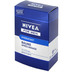 For men - Soin baume hydratant apres-rasage