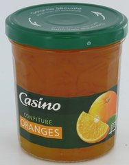 CASINO Confiture orange 370g