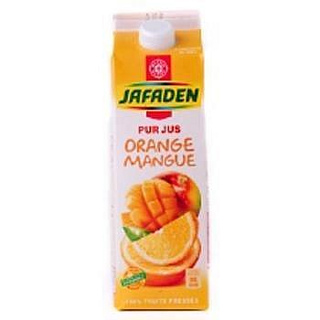 Jus orange mangue Jafaden 1l