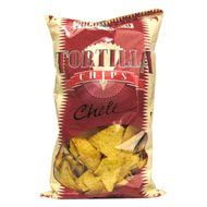 Tortillas chips Poco Loco Piment - 200g