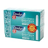Tampons digitaux Doulys Super - 2x24