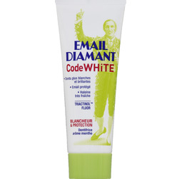 Email Diamant dentifrice code white 75ml