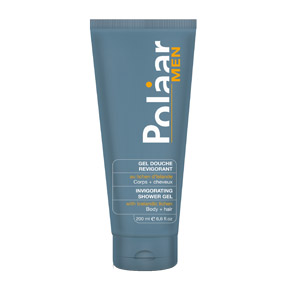 Polaar - 12001050 - Men - Gel Douche Revigorant - Corps et Cheveux - 200 ml