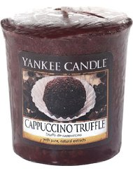 Yankee candle 1332241E Bougie votive senteur Cappuccino Truffle 49 g