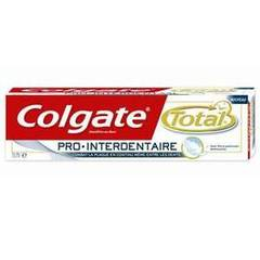 Dentifrice Pro Interdentaire COLGATE Total, tube de 75ml