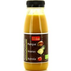Smoothie Mangue Ananas 100% fruits.