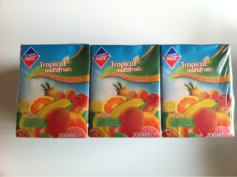 Nectar multi fruits 6x20cl