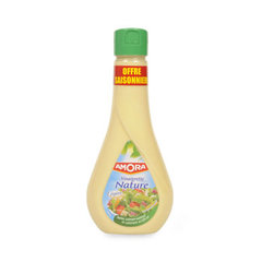 Amora vinaigrette nature 2x450ml