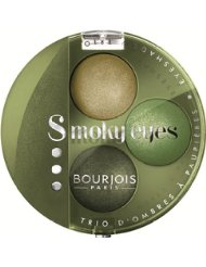 Bourjois Smoky Eyes Trio d'ombres à paupières N°14 Vert Jungle